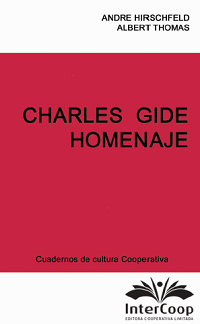 Charles Gide. Homenaje