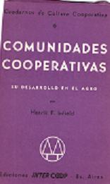 Comunidades cooperativas – Su desarrollo en al agro
