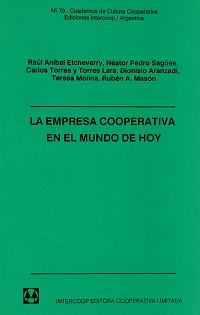 La empresa cooperativa en el mundo de hoy